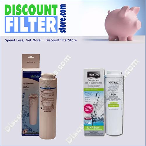 ukf8001 filter comparison
