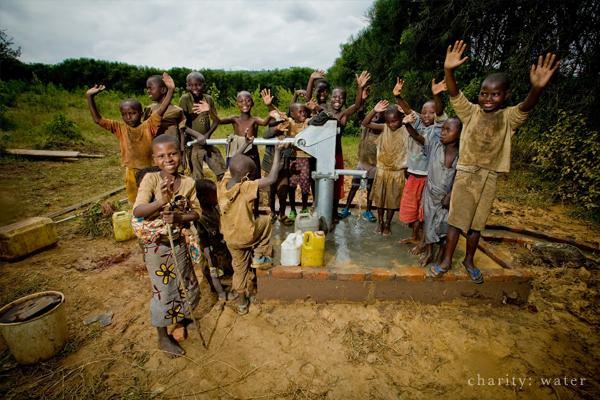 Clean Well in Rwanda