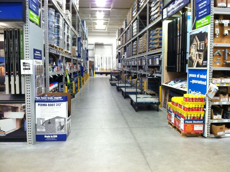 PermaBoot312 at Lowe's Home Improvement